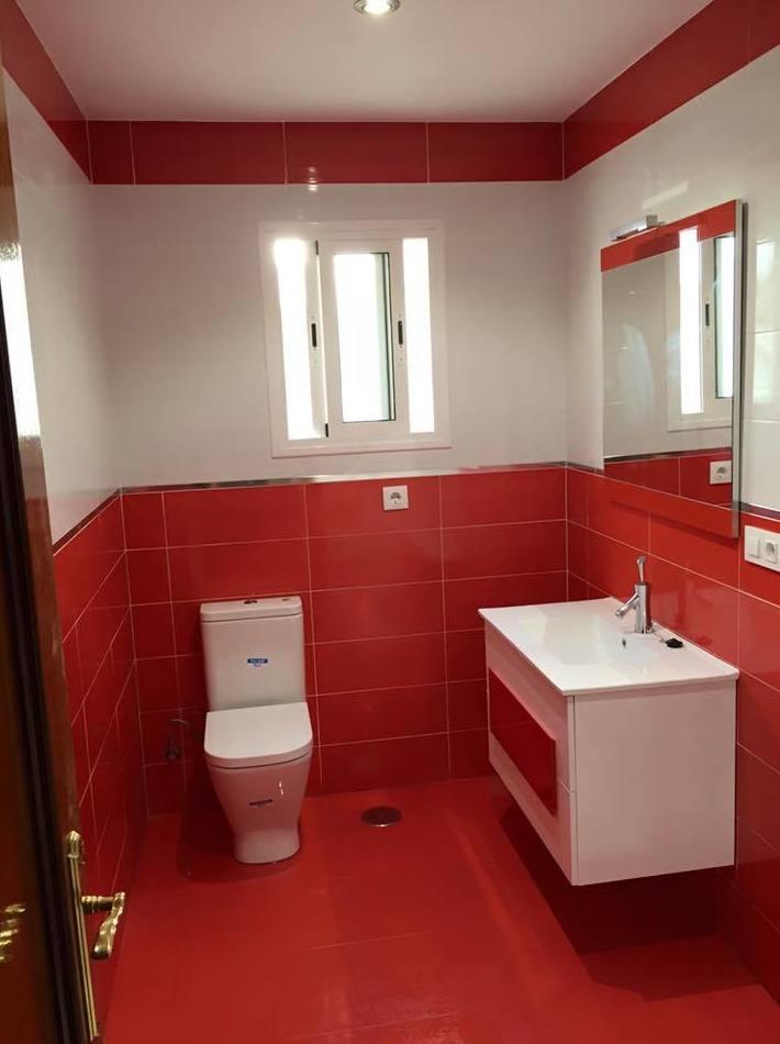 Reforma cuarto de baño integral