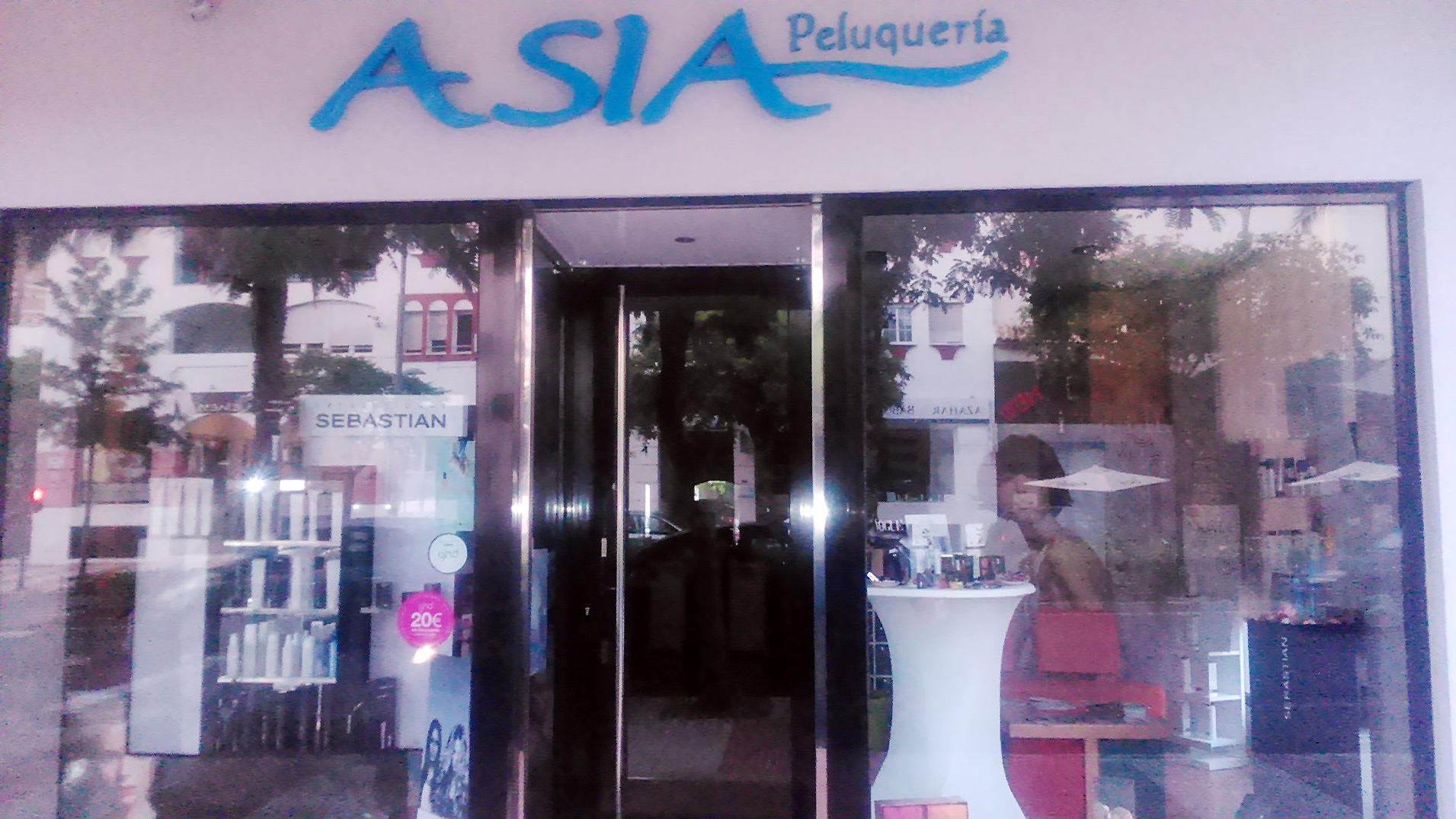 Asia Peluquería, trabajamos con las mejores marcas y productos