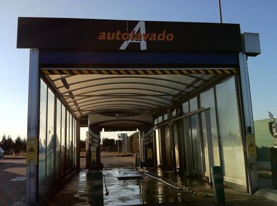Lavado de coches en Algete