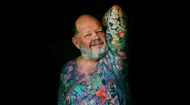 Gracias a esta tinta efímera, nunca más volverás a arrepentirte de un tatuaje