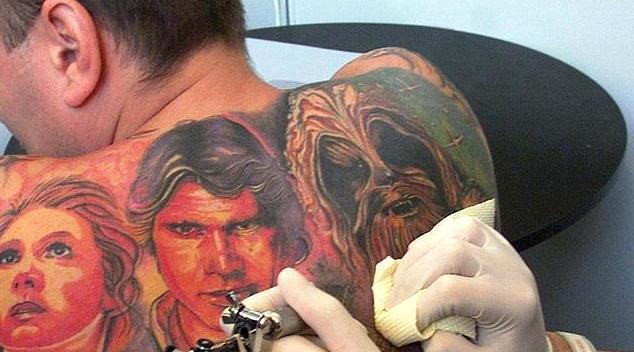 Adiós definitivo a ese tatuaje horrible