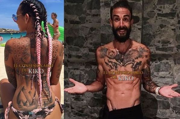 Verano 'Gh': Los exconcursantes presumen de cuerpo y tatuajes