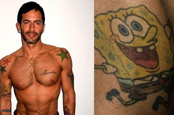 Tatuajes que se convirtieron en una pesadilla para famosos