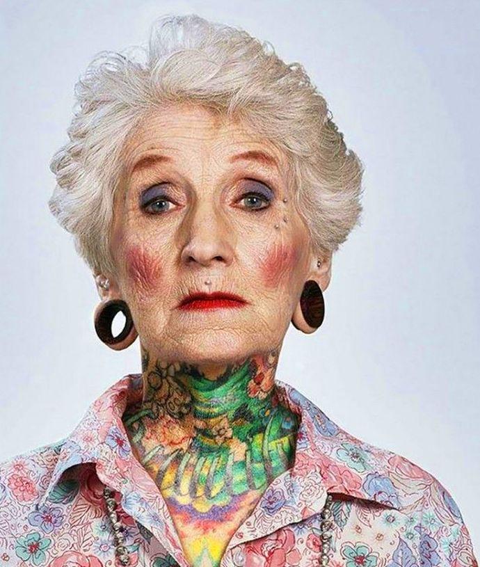 ¿Cómo se verá tu tatuaje cuando tengas 60 años?