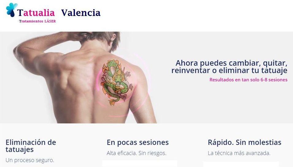 Te eliminamos ese tatuaje incomodo ....INFO 601 205 194  Si quieres eliminar tu tattoo, visita a los mejores!
