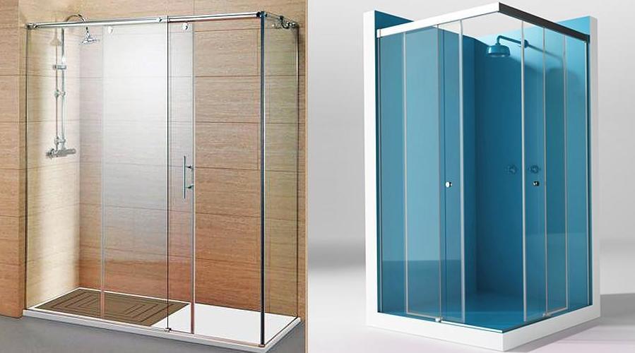 Mamparas Para Baño Acrilicos Decorados: de mamparas para baño y ducha en acrílico, vidrio transparente