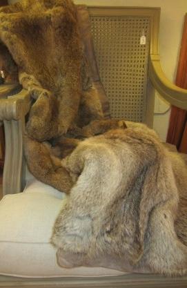 Decoraci n manta de piel cat logo de ste odile decoraci n - Mantas de piel ...