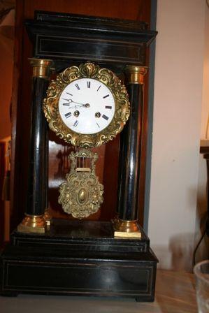 Reloj de p rtico cat logo de ste odile decoraci n - Portico muebles catalogo ...