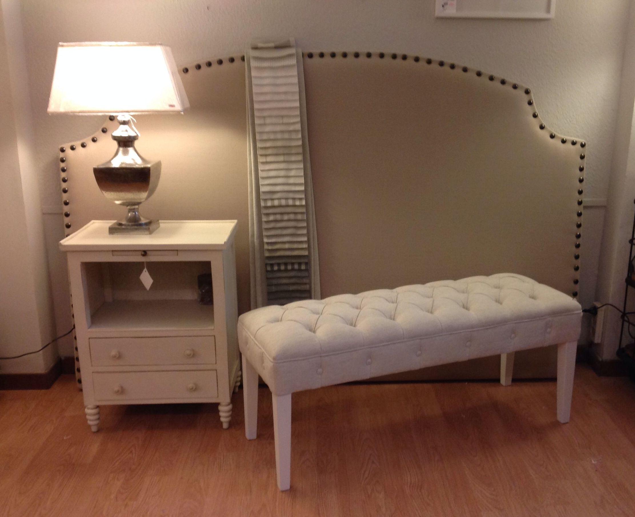 Tapizar un cabecero excellent ares cabecero tapizado - Tapizar un cabecero de cama ...