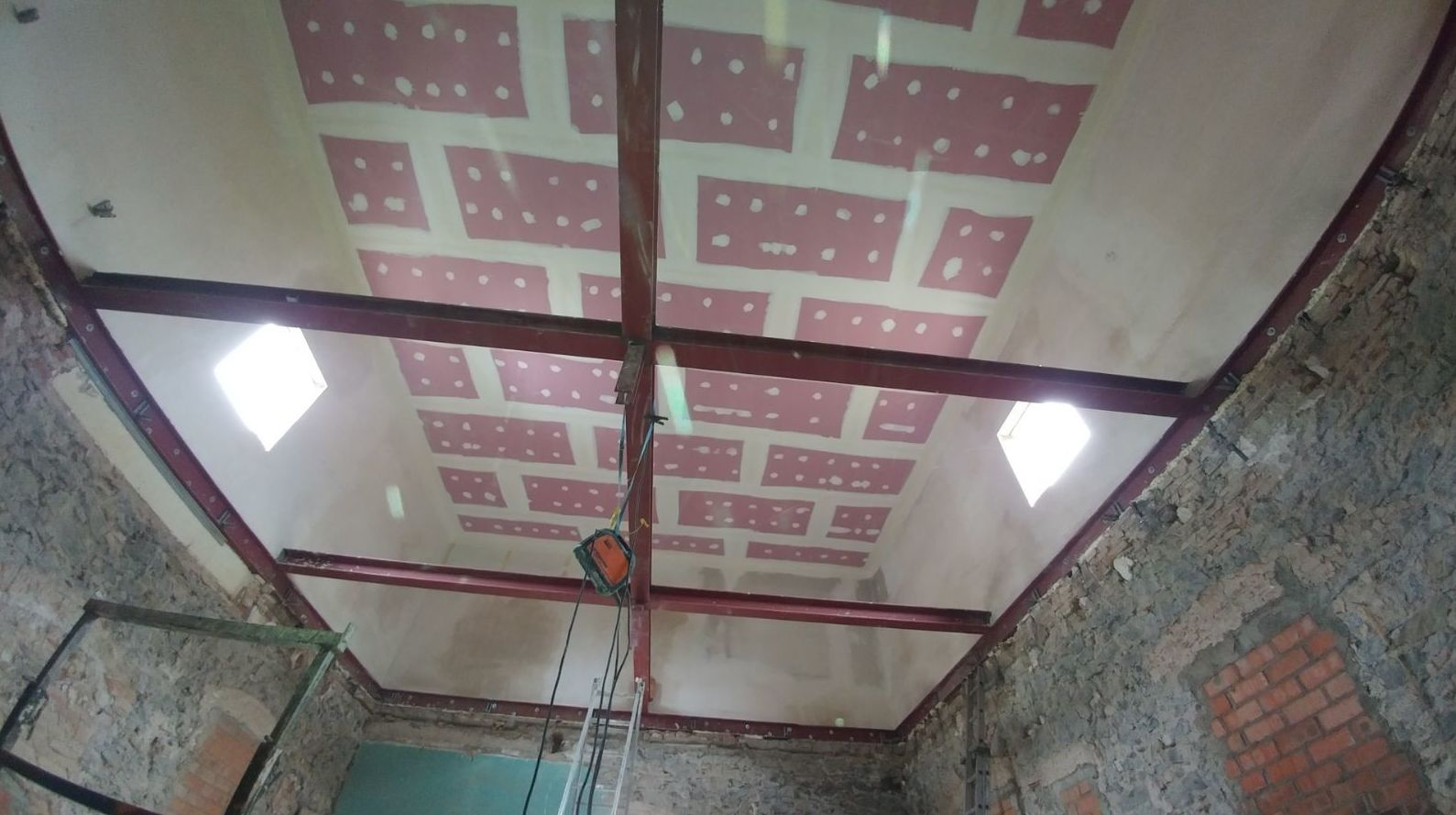 Obras con pladur ignifugo Barcelona
