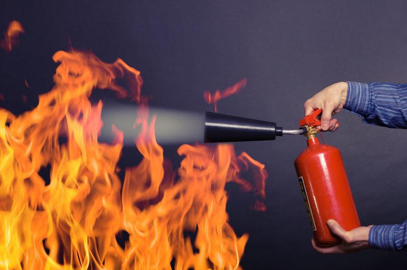 prevención de incendios en el hogar