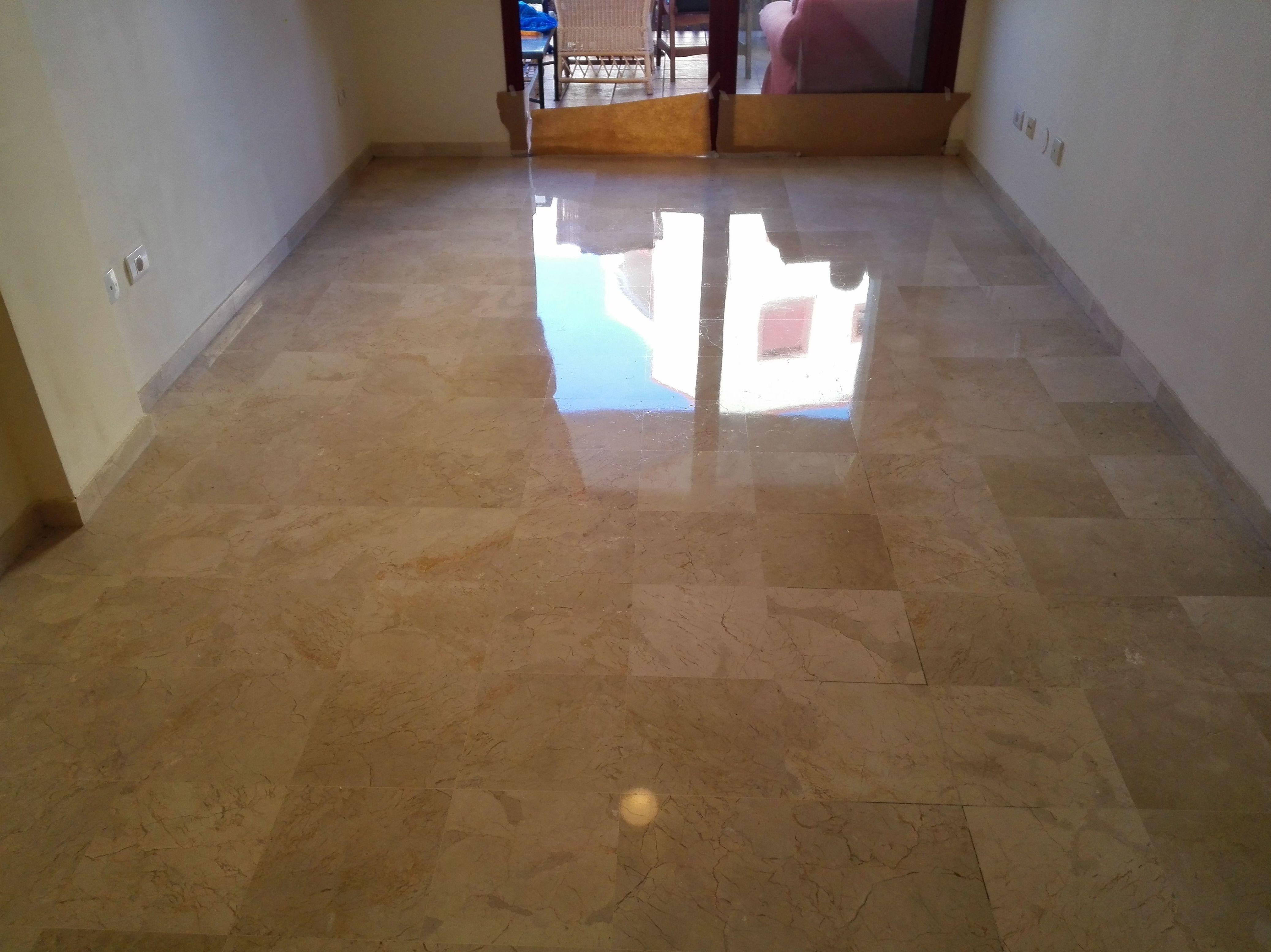 Cristalización de pavimentos Tarragona
