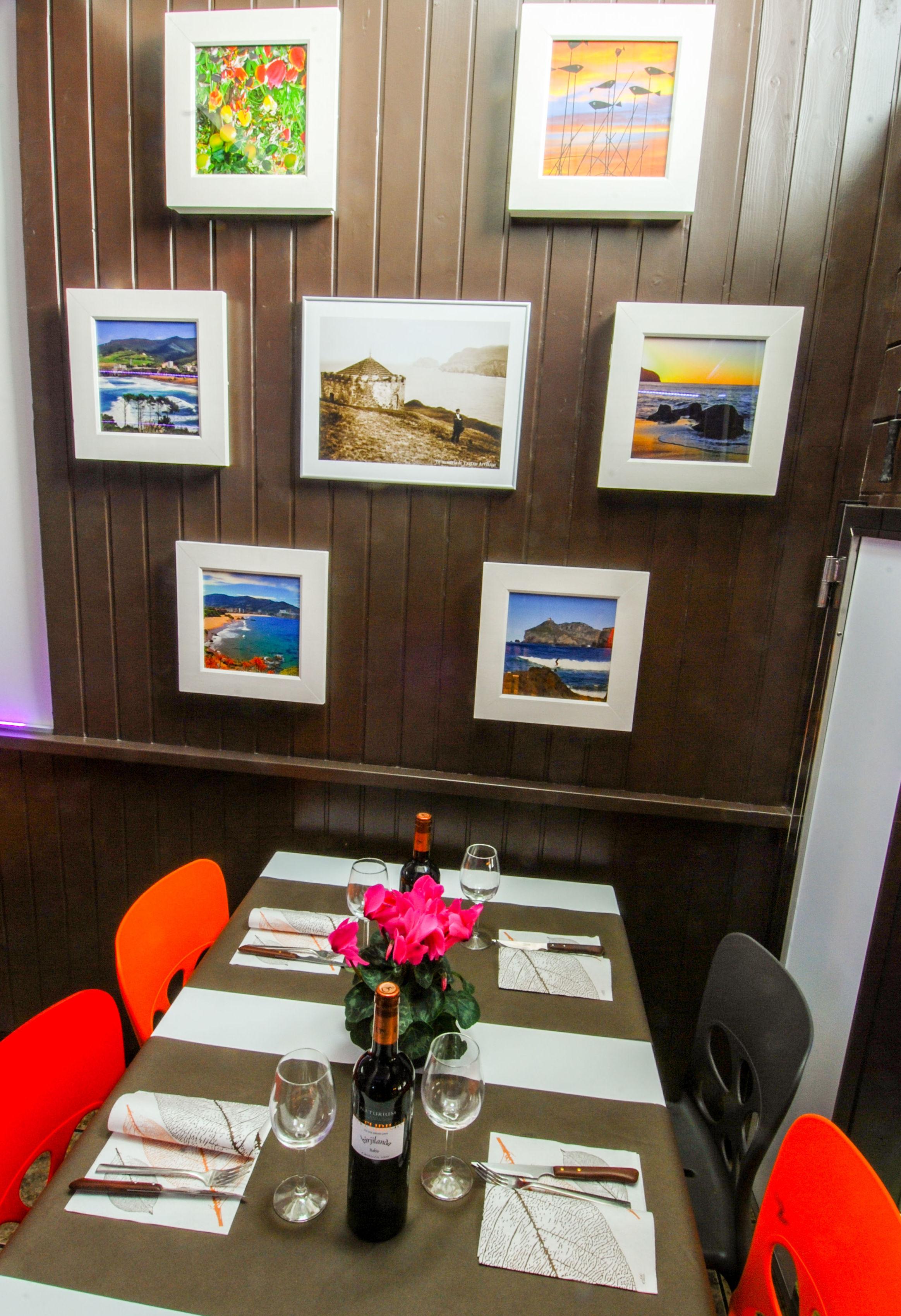Foto 117 de Cocina tradicional en Bakio | Restaurante Birjilanda