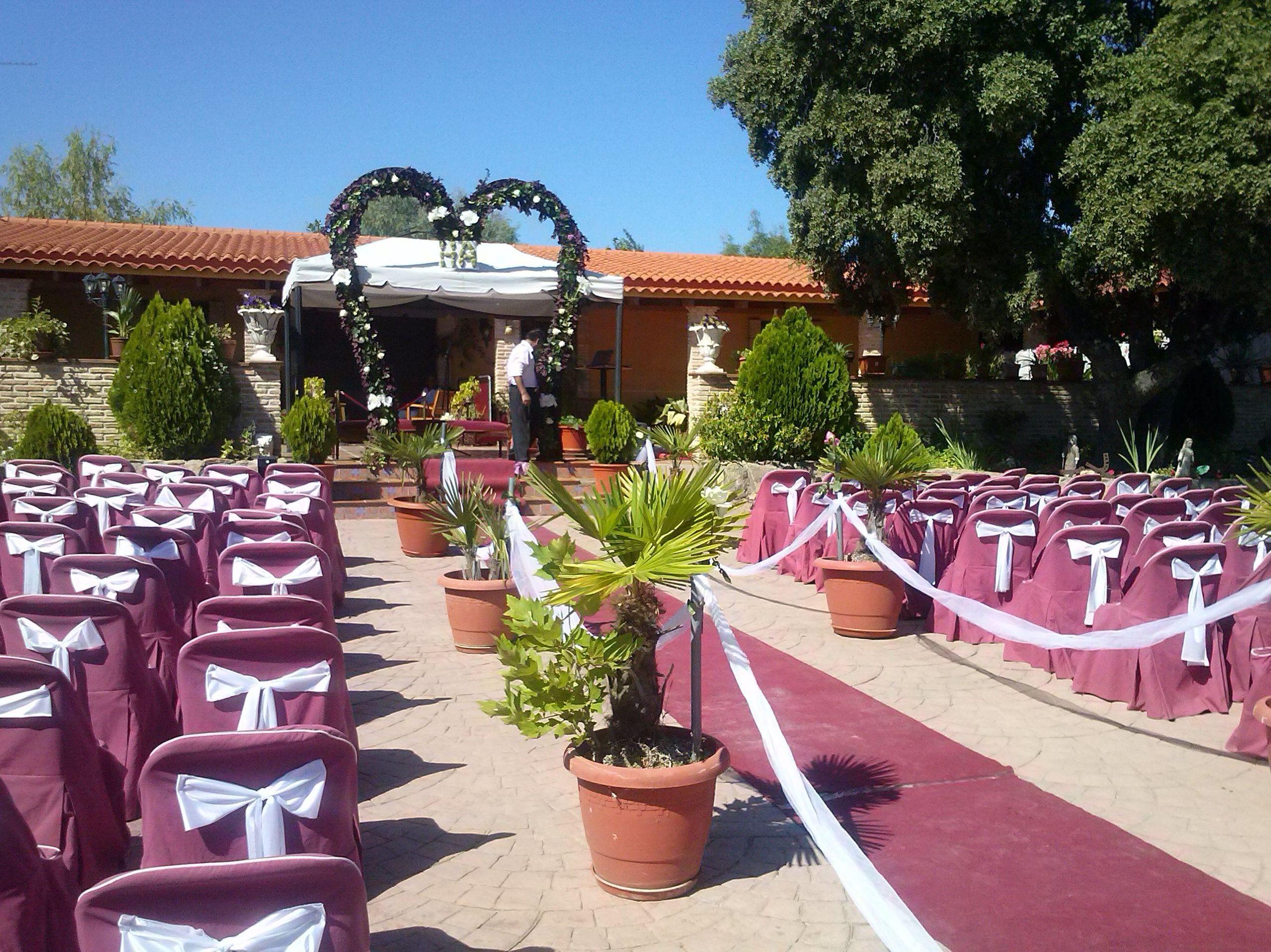 Finca para bodas en Navalcarnero