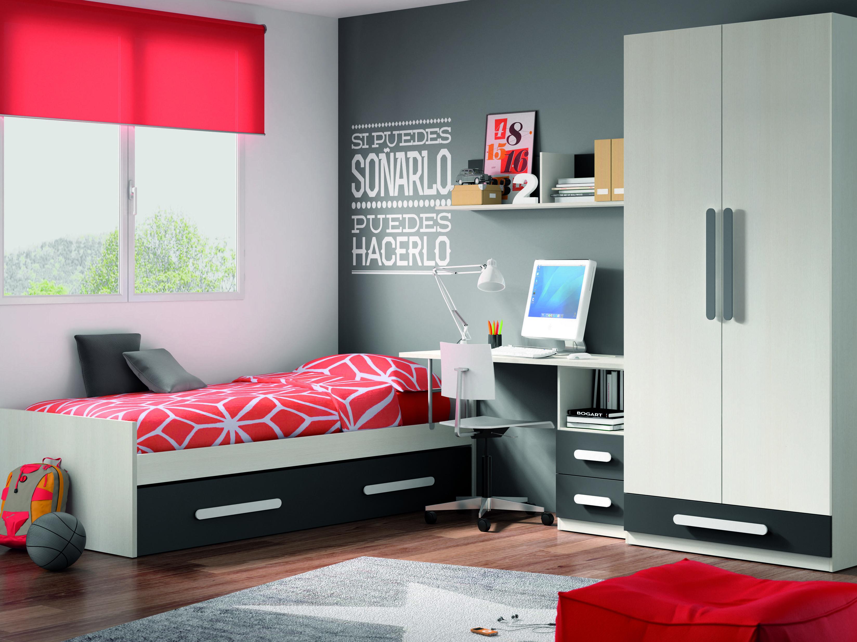 18 genial cuartos juveniles baratos fotos tienda - Dormitorios juveniles mallorca ...