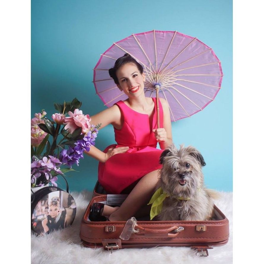 Fotos Pin Up and Dogs