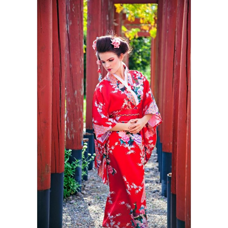 Geisha Vintage Photos }}