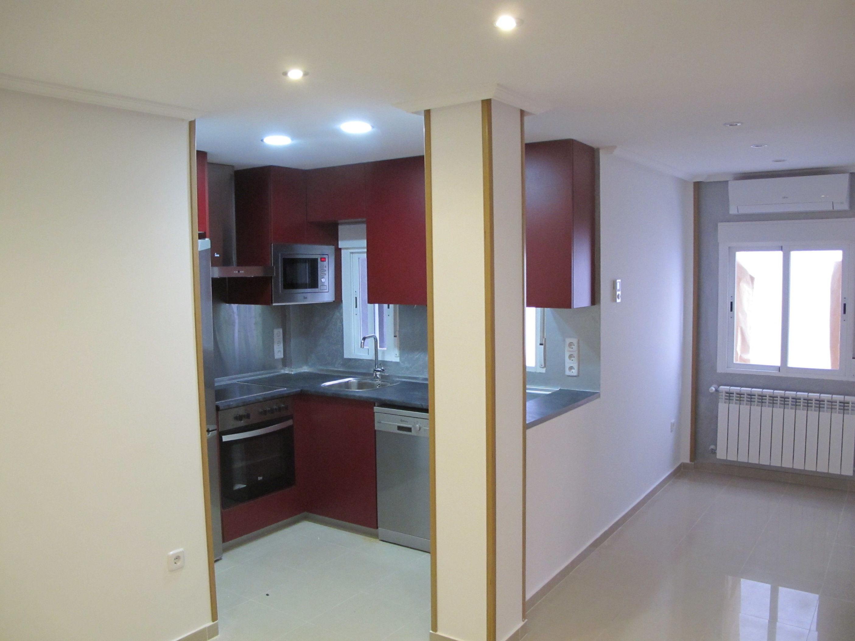 Dise os cocinas mc proyecto realizado en carabanchel - Diseno d cocinas ...