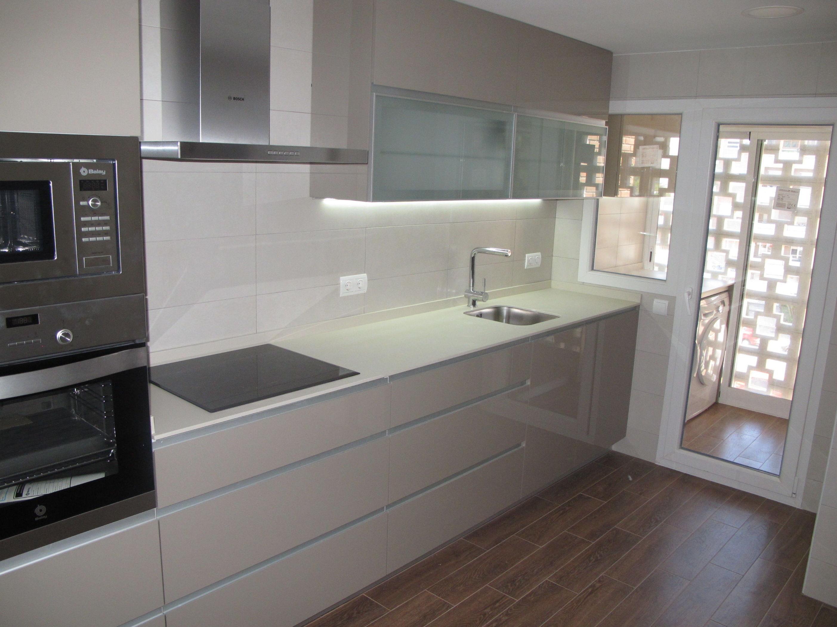 1a dise os cocinas mc grupo de luxe proyecto realizado - Diseno muebles cocina ...