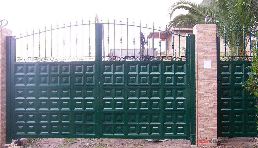Puertas de garaje en gij n norcierre - Proyecto puerta de garaje ...