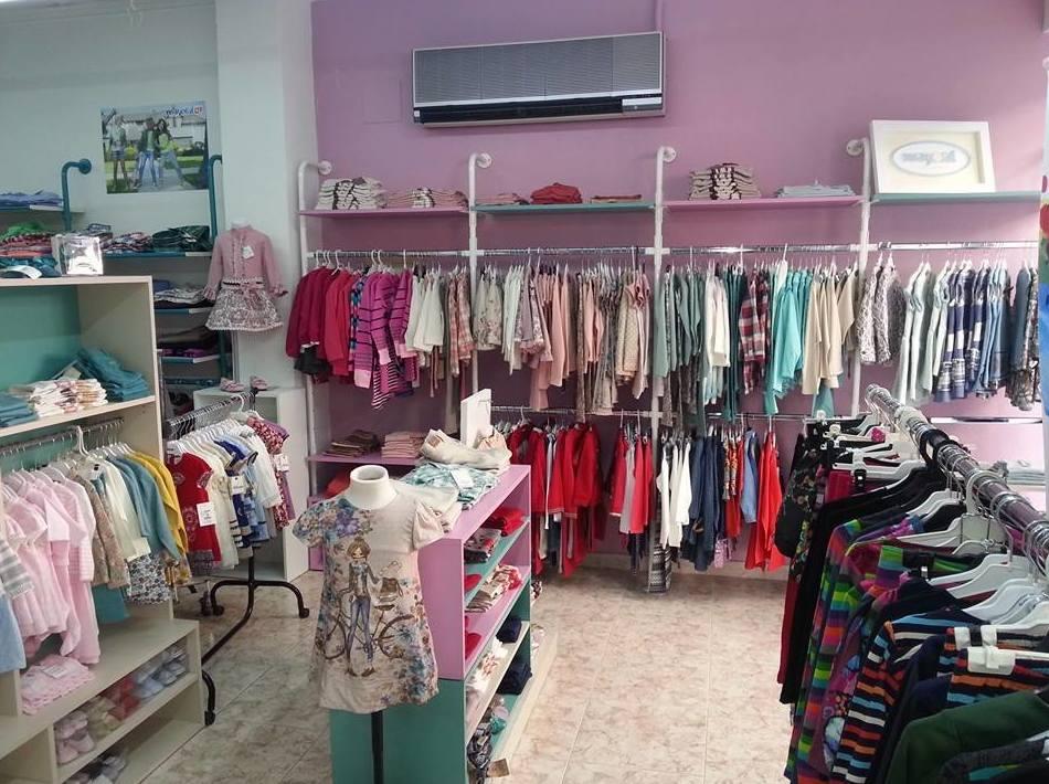 Muebles para tienda de ropa guadalajara for Closets queretaro