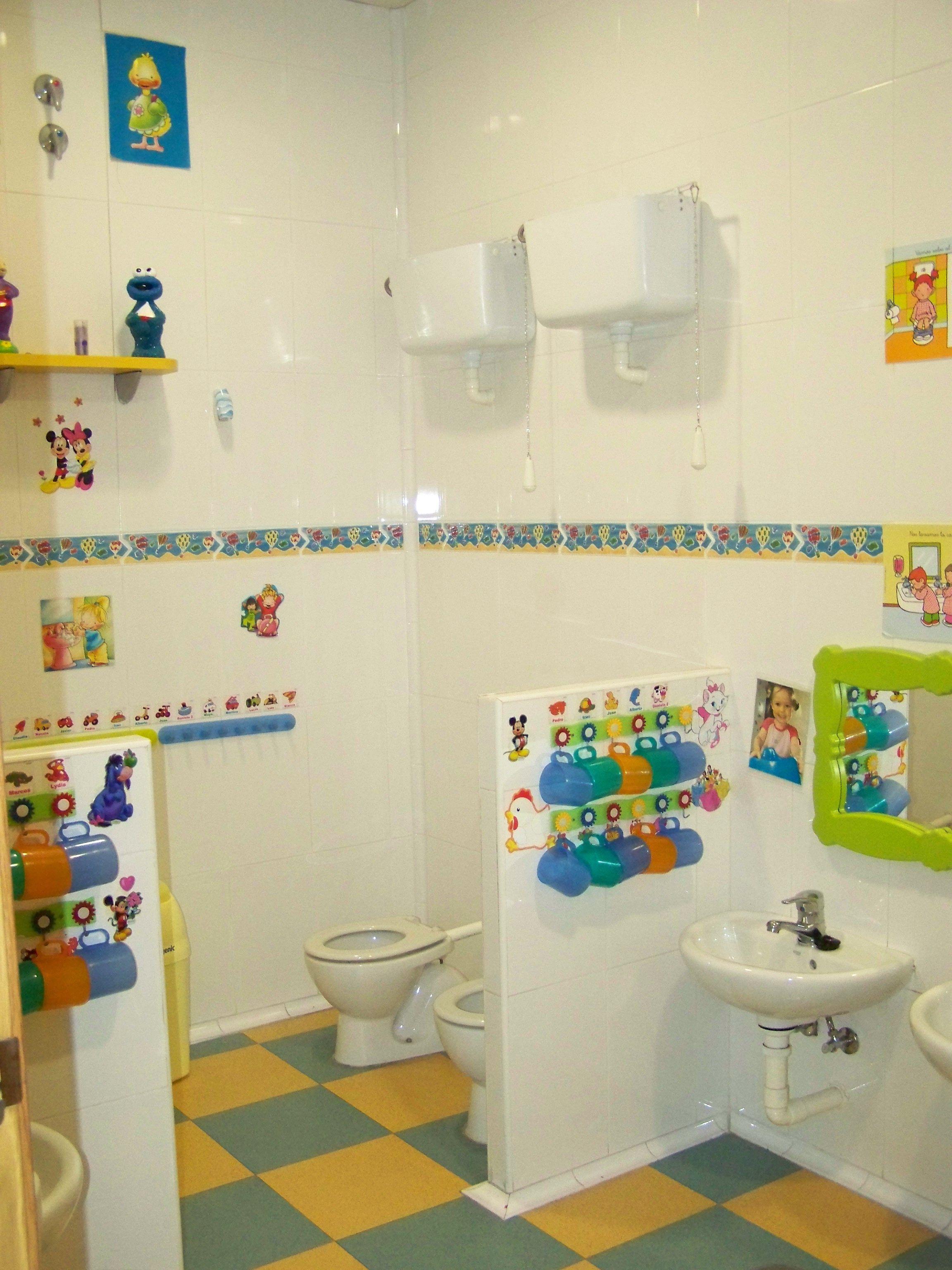 Baño De Una Guarderia:Telefono escuela infantil las mercedes #6