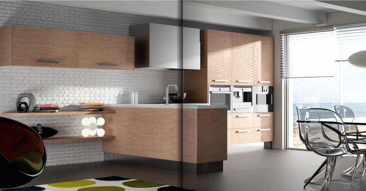 Muebles de cocina ebano fabulous macassar with muebles de for Muebles gallery lorca