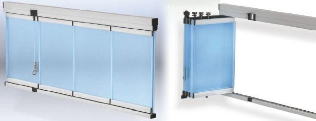 Cerramientos acristalados sin perfiles verticales para - Cerramientos sin perfiles ...