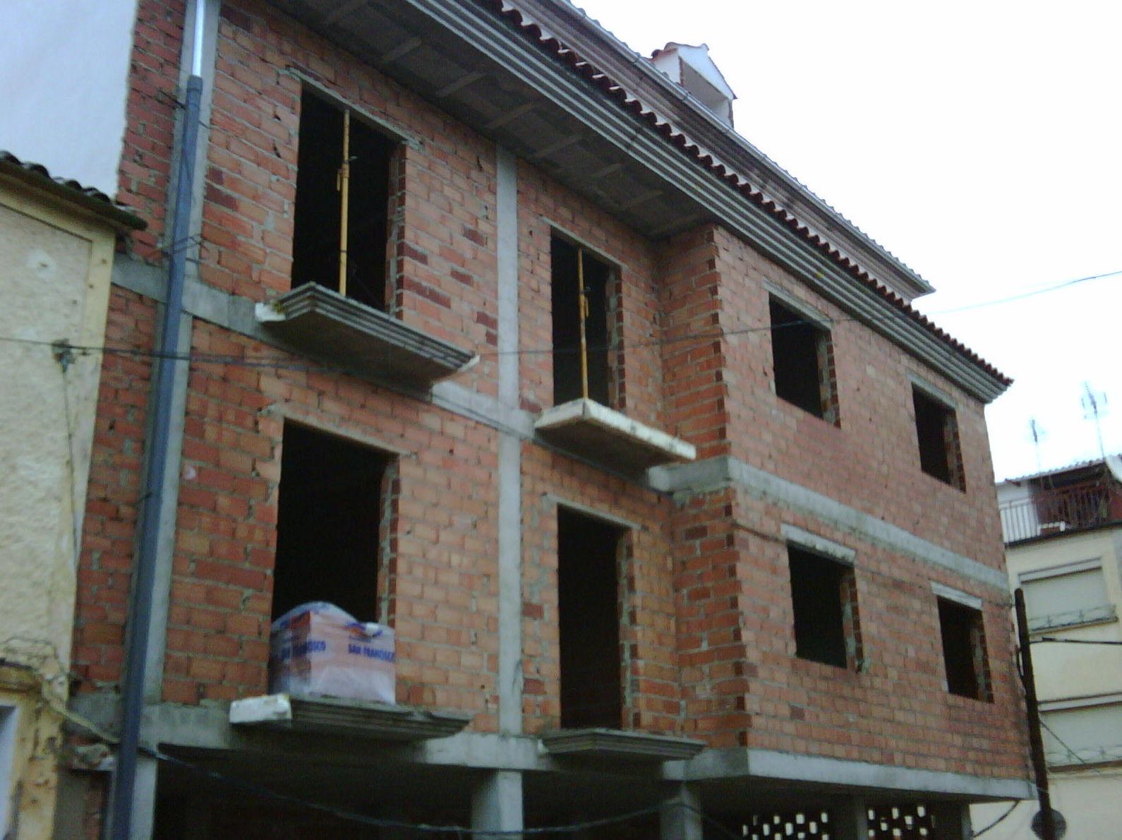 Construcción de casas en Jaén