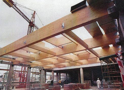 Estructuras: Trabajos de Construcciones Javier Villar