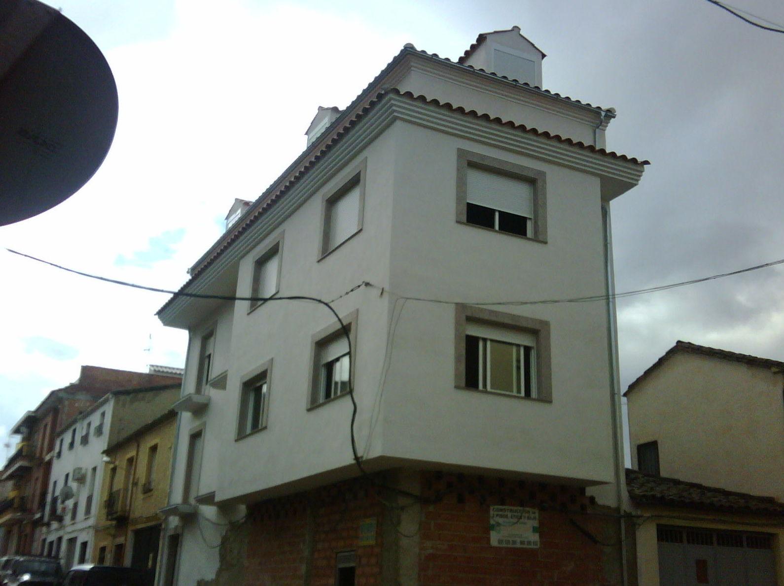 Construcciones de viviendas en Jaén