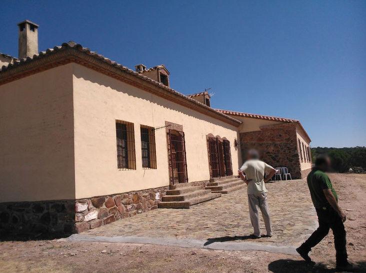 Casas de campo en Jaén