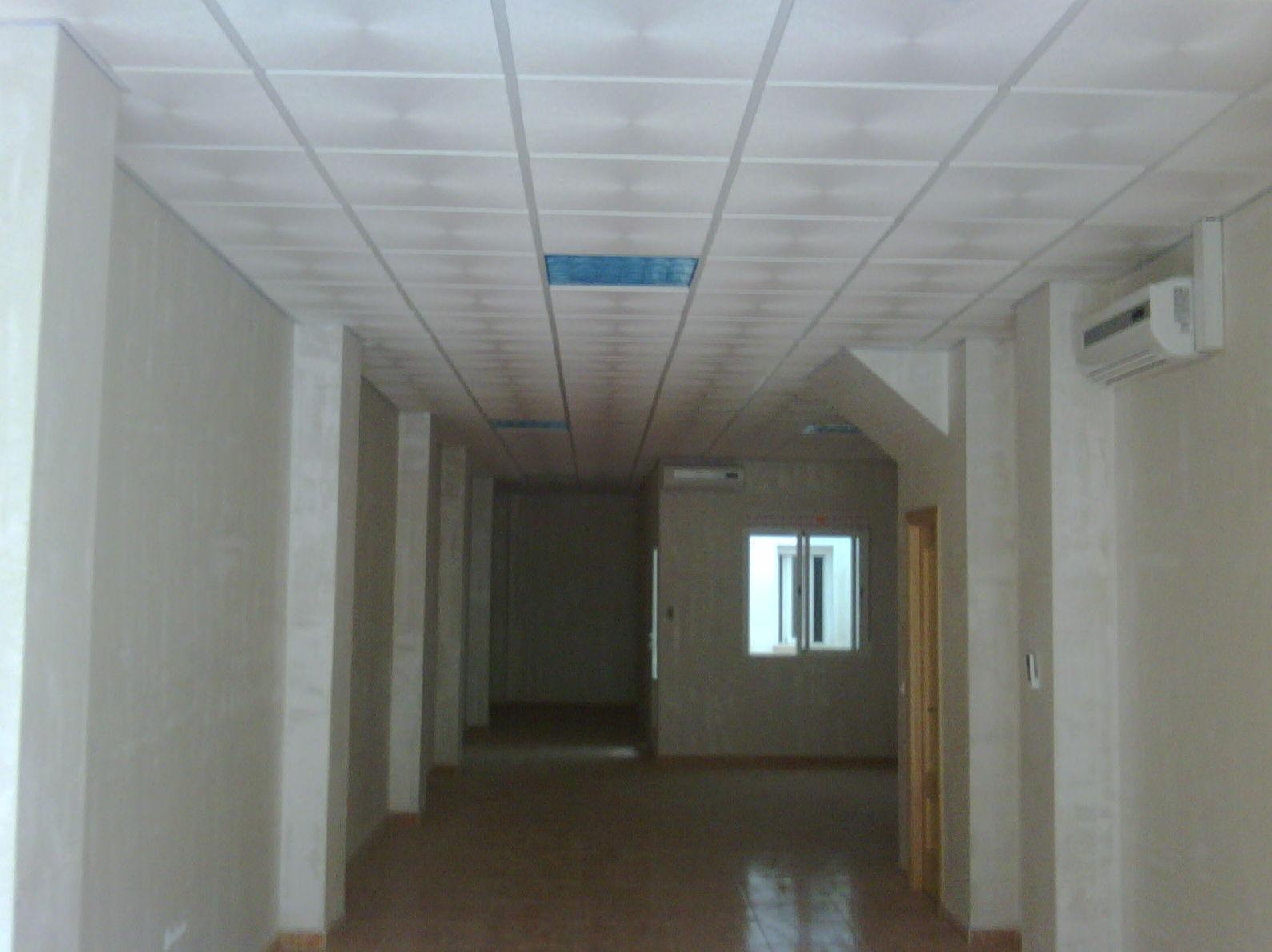 Rehabilitación de locales en Jaén