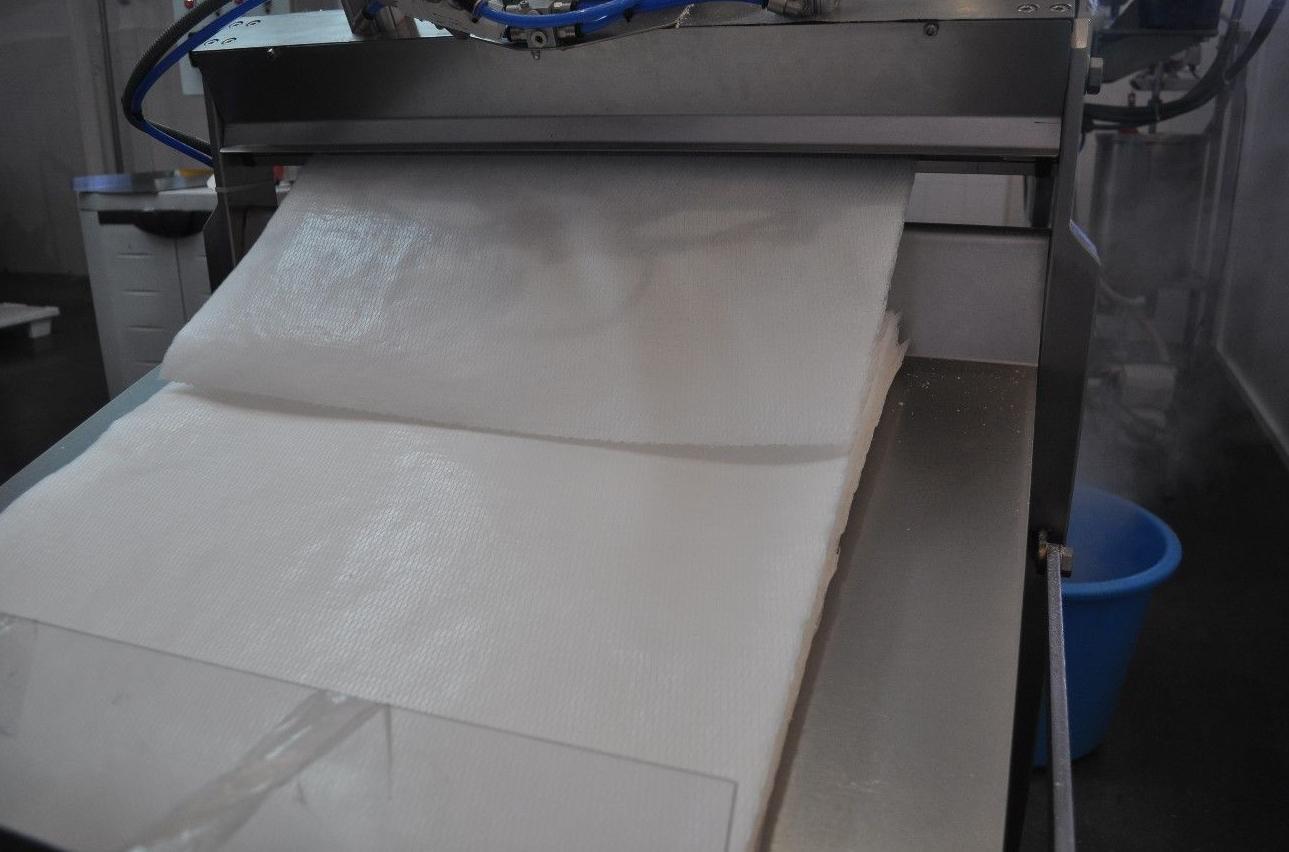 Oblea rectangular