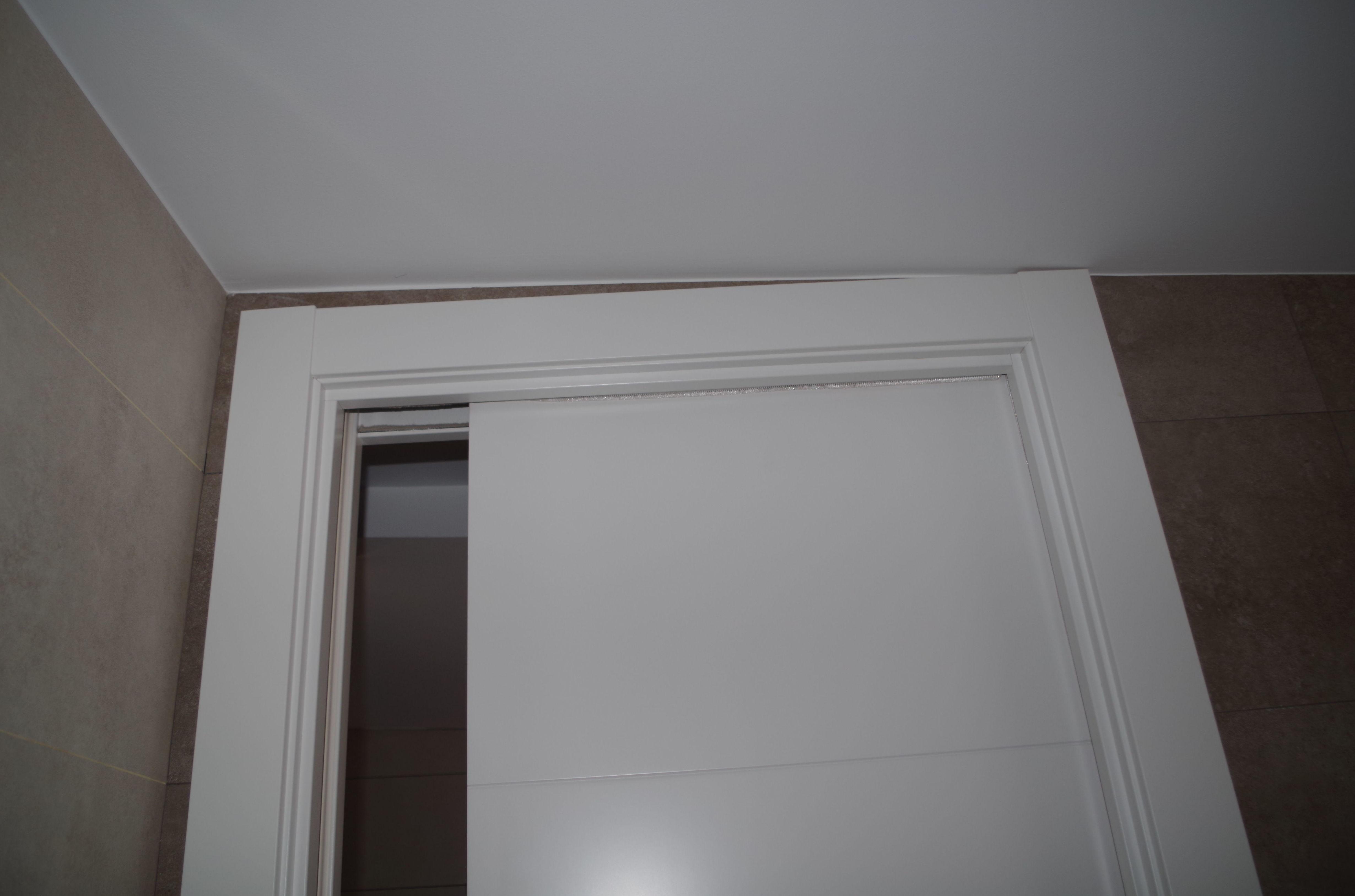 Puertas correderas sistema oculto - Sistema puerta corredera ...