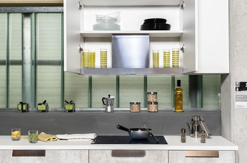 Cocina delta modelo natura servicios de reformac sant boi - Extractor integrado ...