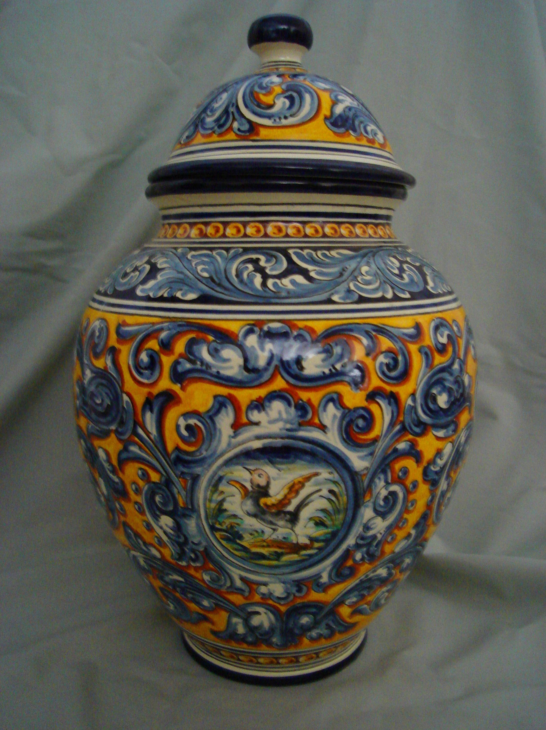Foto 6 de cer mica art stica y popular en talavera de la - Talavera dela reina ceramica ...