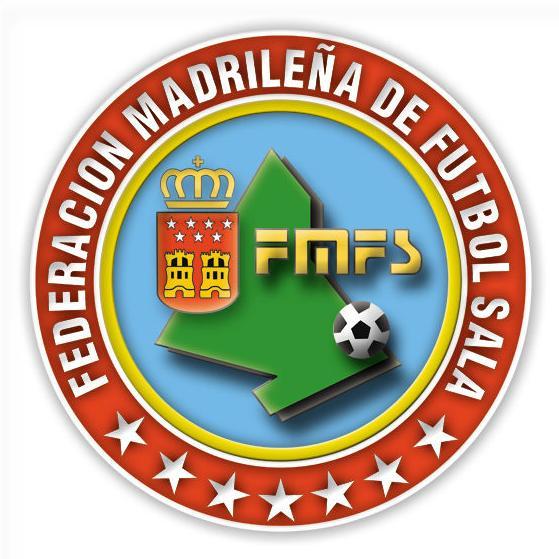 Colaborador oficial de la Federación Madrileña de Fútbol Sala