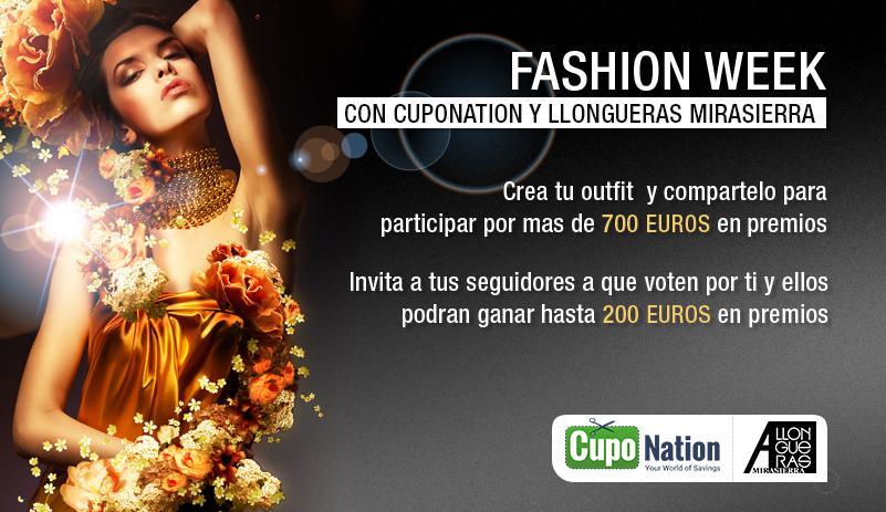 Premios Blogger Fashion Week: BLOG de LLONGUERAS MIRASIERRA