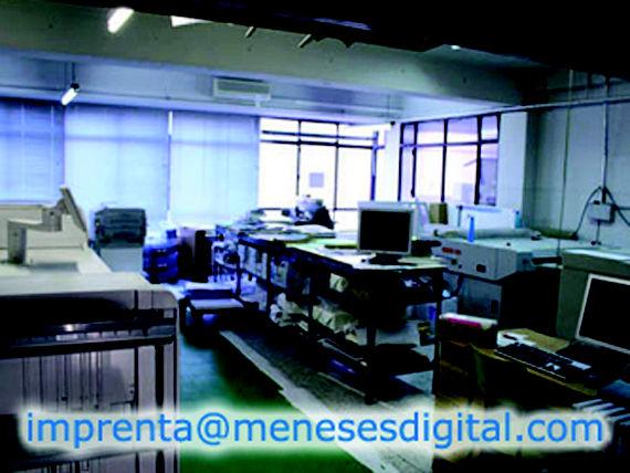 Foto 8 de Imprentas en  | Imprenta Meneses Gráfica Digital