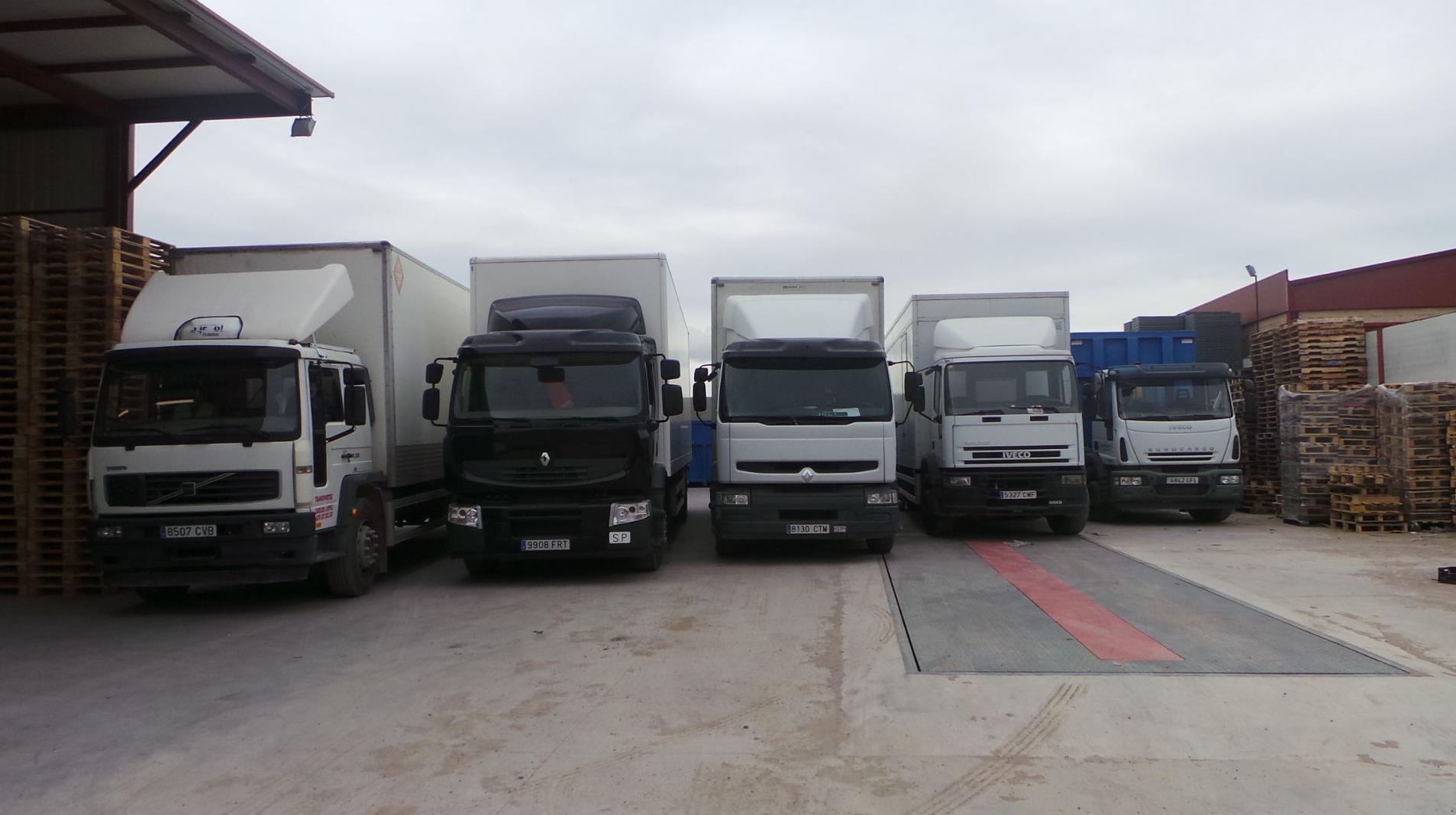 Servicio de transporte productos y servicios de l pez - Servicio de transporte ...