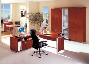 Despachos mobiliario de arco for Mobiliario de oficina asturias