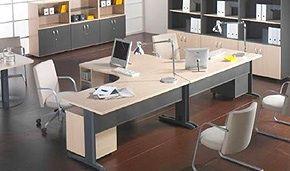 Oficinas mobiliario de arco for Muebles de oficina oviedo