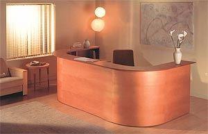 Recepciones mobiliario de arco for Muebles de oficina oviedo