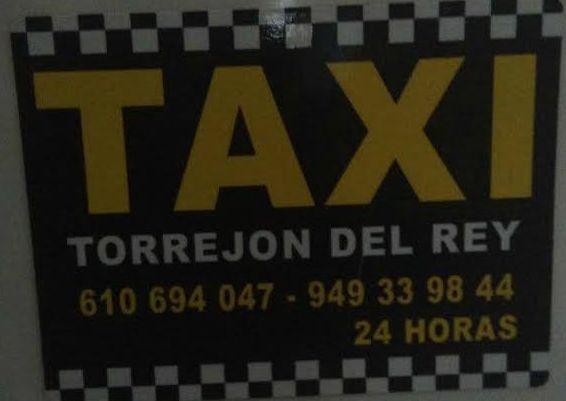 Taxis en Torrejon del Rey