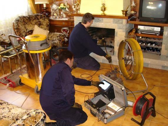 2 limpieza y revisi n de chimeneas dom sticas servicios - Limpieza de chimeneas ...