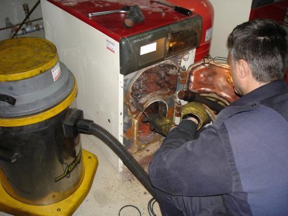 7 limpieza de calderas le a gasoil o gas servicios de - Limpieza chimeneas de lena ...