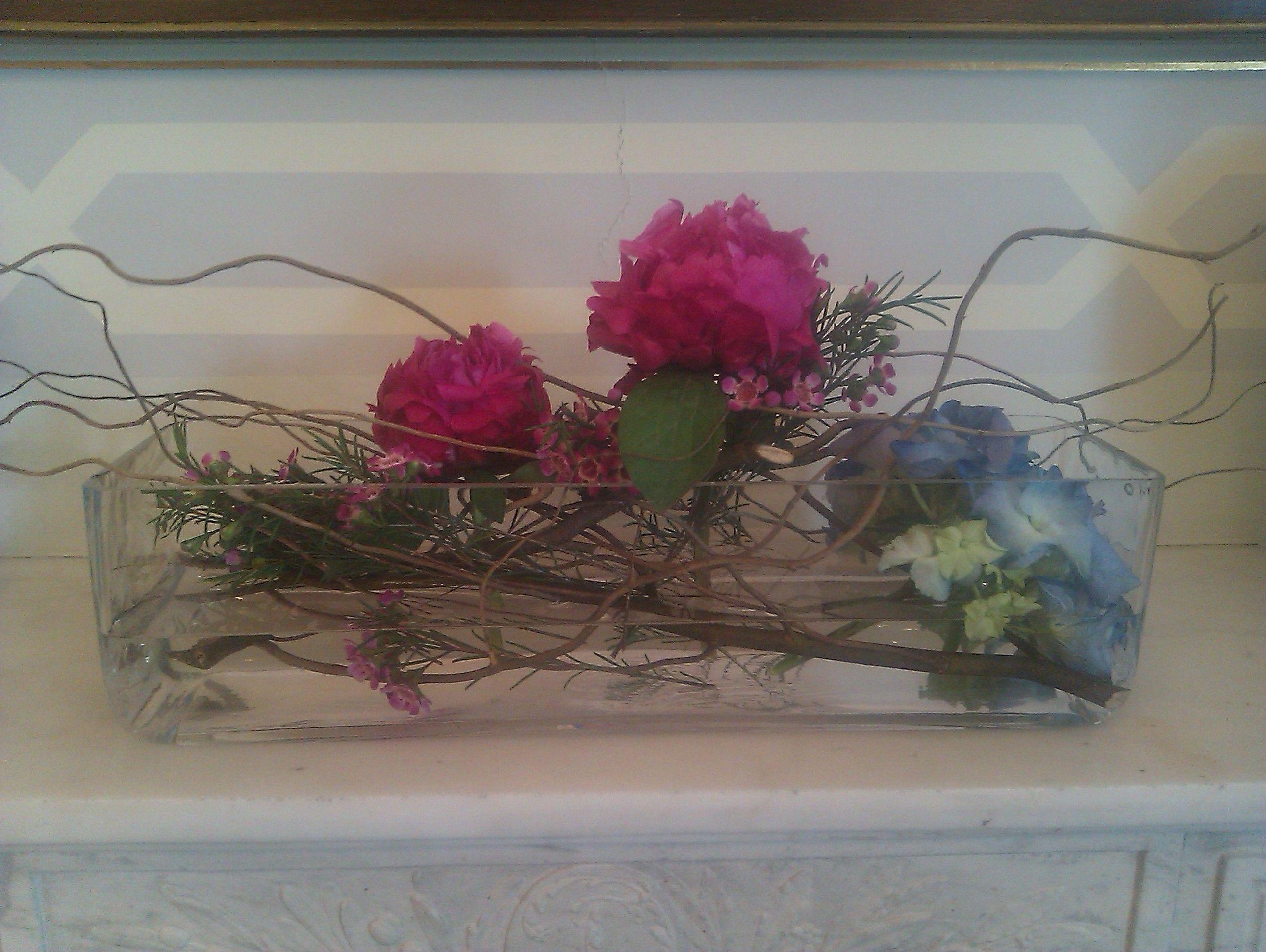 Arte floral en Madrid. Especializados en decoraciones florales de grandes eventos