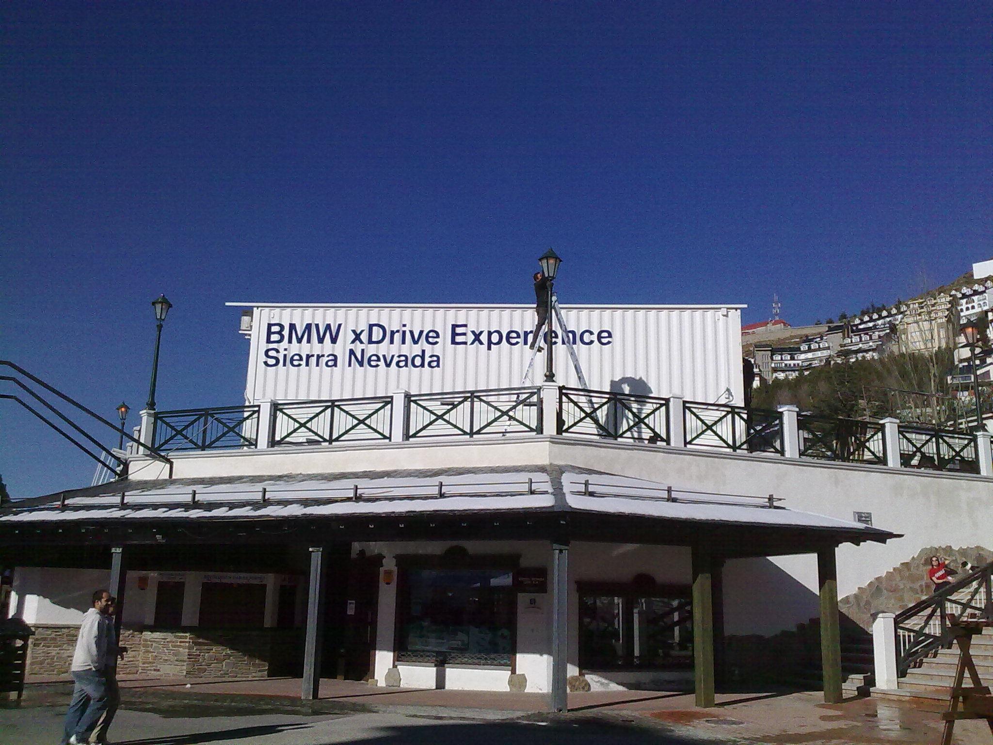 Evento BMW Sierra Nevada Granada