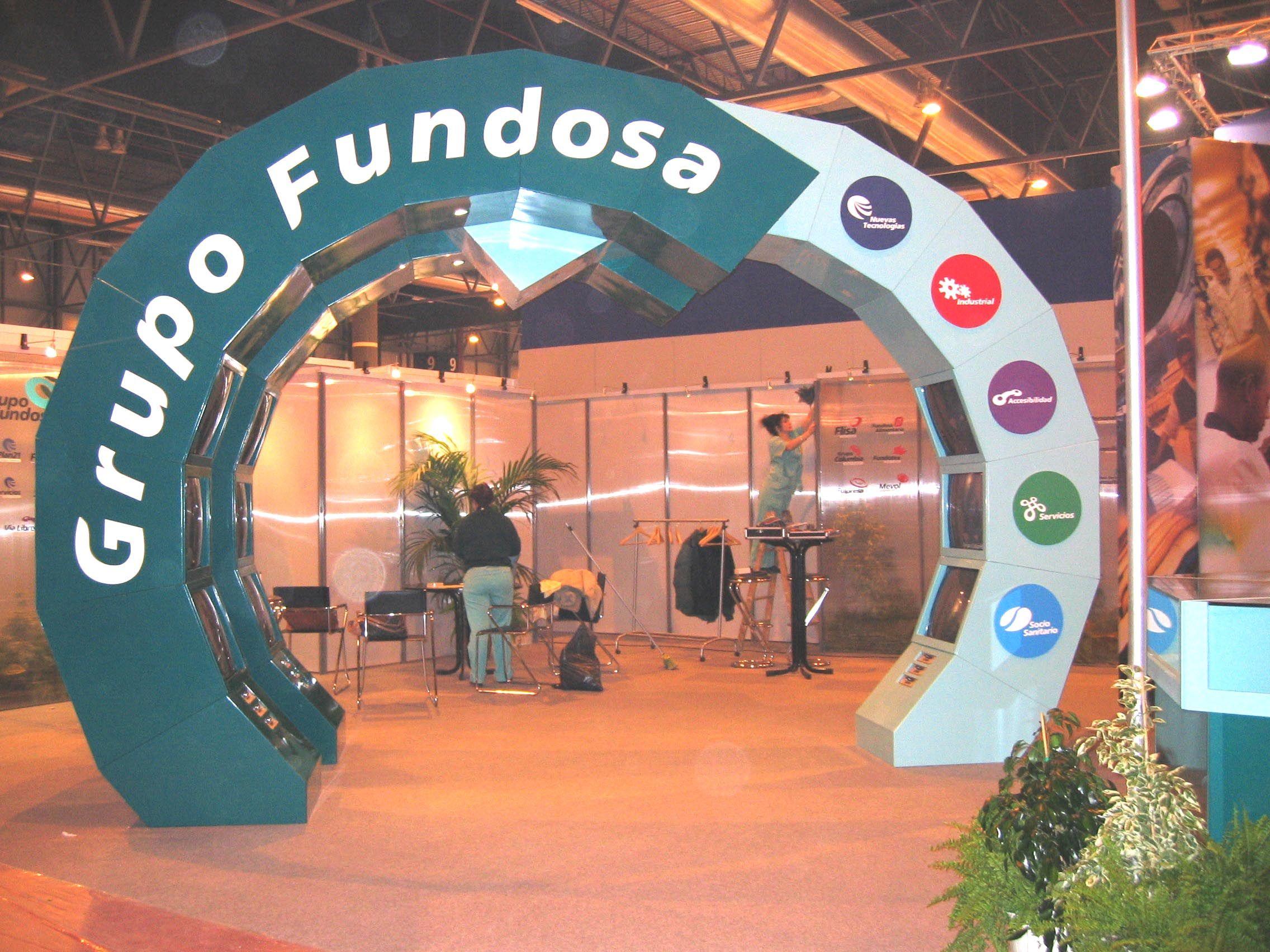 Evento grupo Fundosa - Feria de Madrid